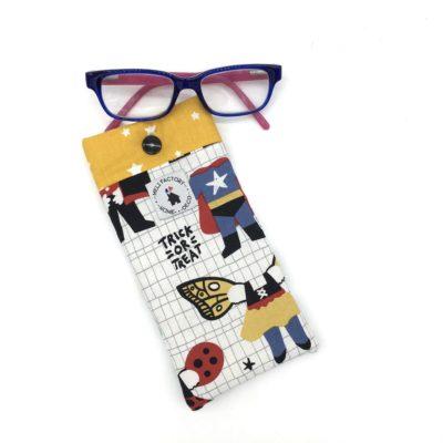 Etui à lunettes pour enfant , Trick or treat
