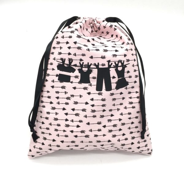 Sac lingerie fleches 2 MELIFACTORY