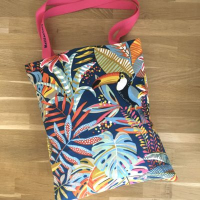 Tote bag, Tropical
