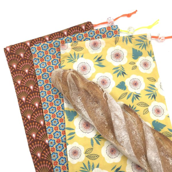 Sacs baguettes MELIFACTORY