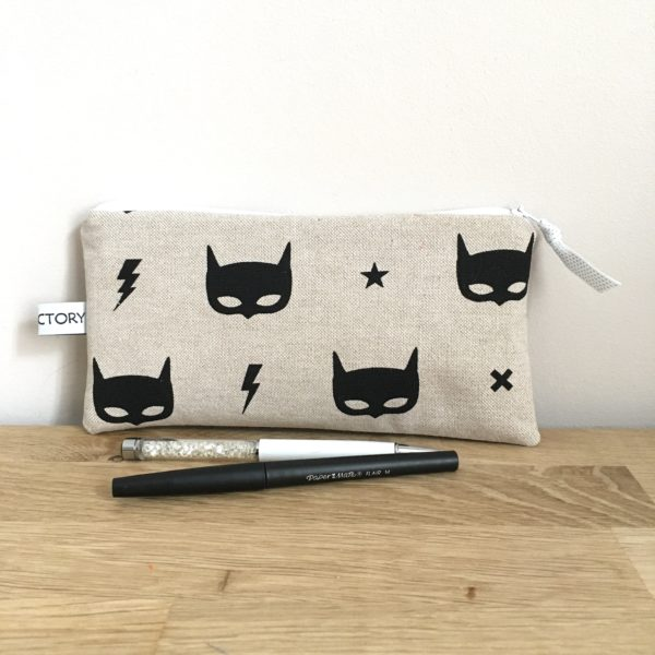 Trousse scolaire masques 2 MELIFACTORY