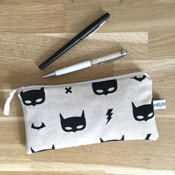 Trousse scolaire masques MELIFACTORY