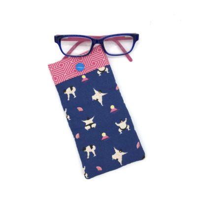 Etui à lunettes pour enfant, Sumo