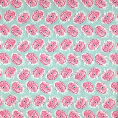 Coton toupies, 20 x 110 cm