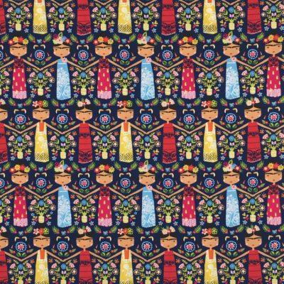 Coton Frida, 50 x 110 cm