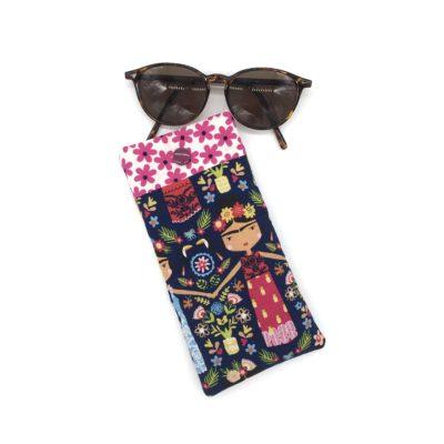 Etui à lunettes pour enfant, Frida