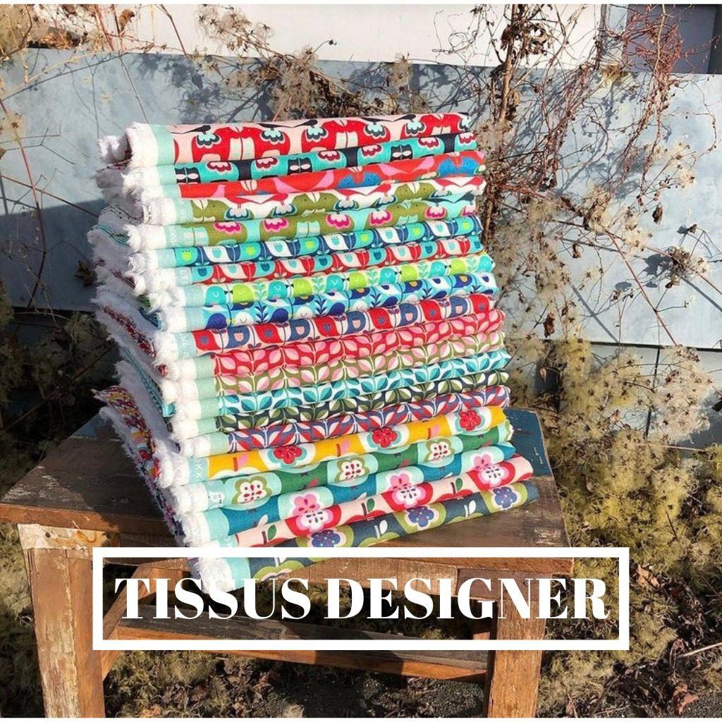 TISSUS DESIGNER