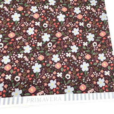 Coton fleurs primavera, 20 x 110 cm