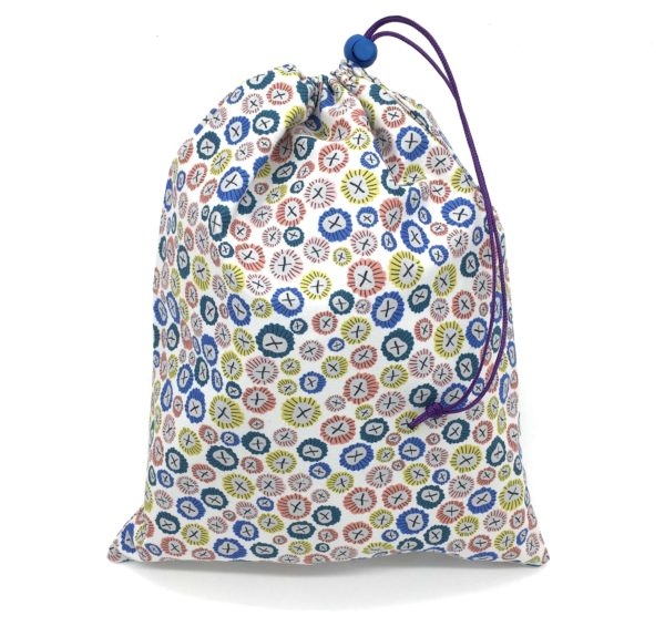 Sac a vrac voyage TAILLE L cailloux blanc 2 MELIFACTORY