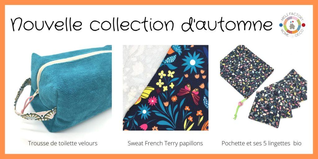 Collection d'automne MELIFACTORY